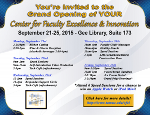CFEI Grand Opening Invitation